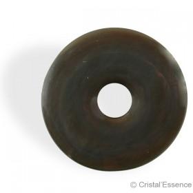 Obsidienne Arc-en-Ciel (ou Œil Céleste), donut