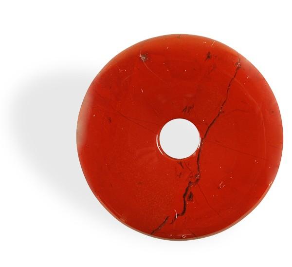 Jaspe rouge, donut