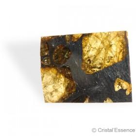 Météorite Fukang, pallasite, 1,7 cm