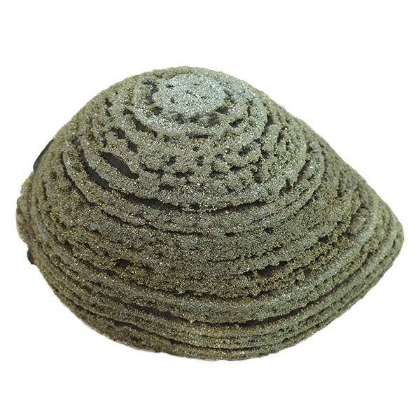 Pyrite sur Marne noire, petite