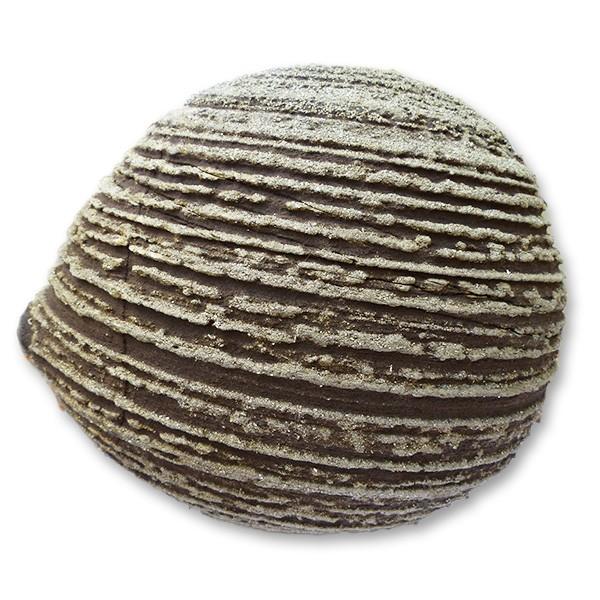 Pyrite sur Marne noire, grande