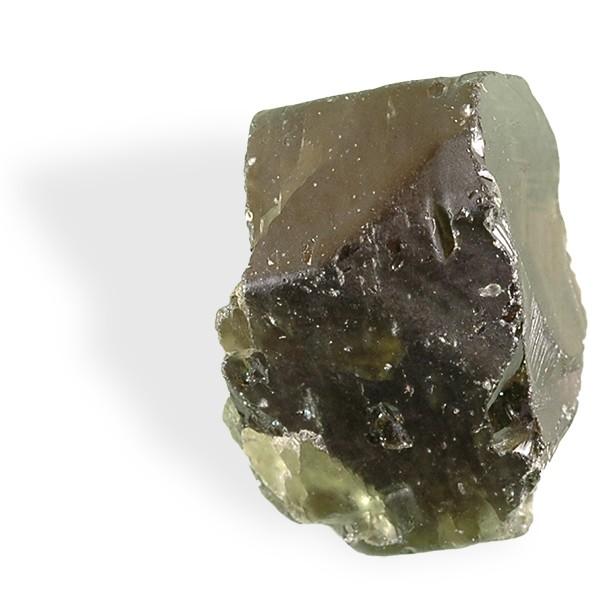 Saphir vert, cristal