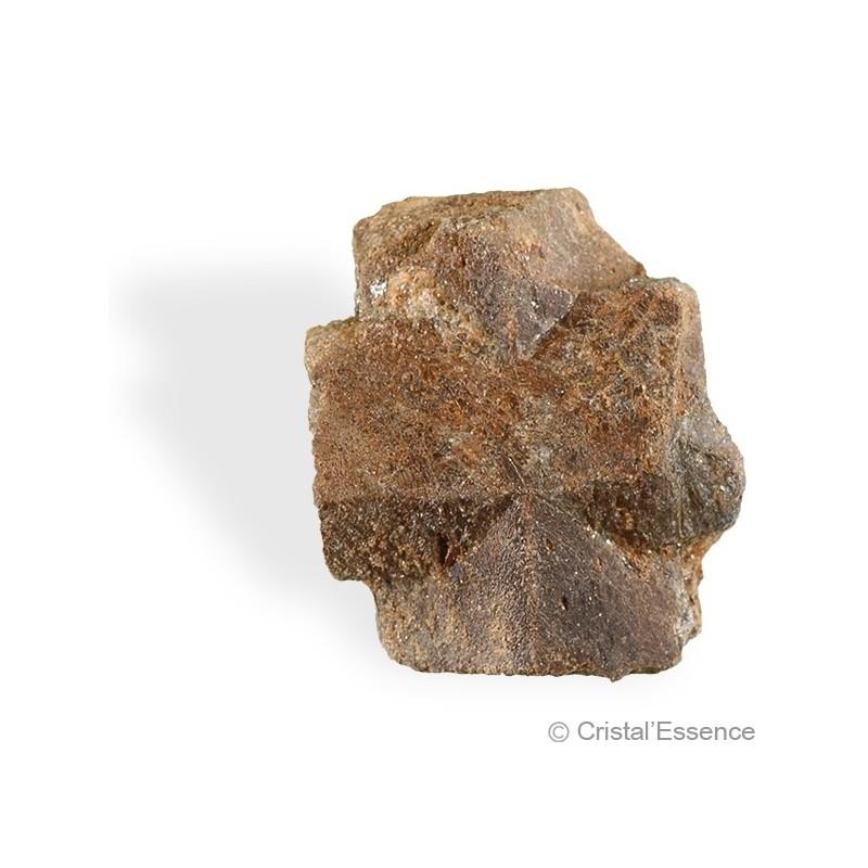 Staurolite, cristal