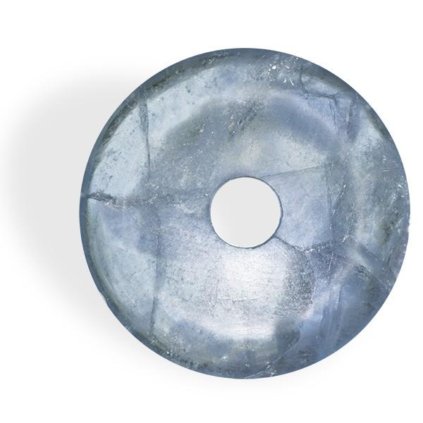 Fluorite bleue, donut