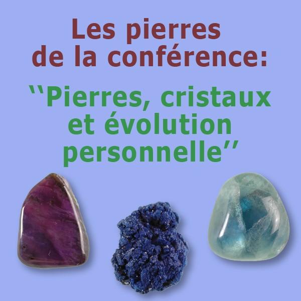 Pierres et cristaux et évolution personnelle PDF