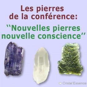 Nouvelles pierres nouvelle conscience