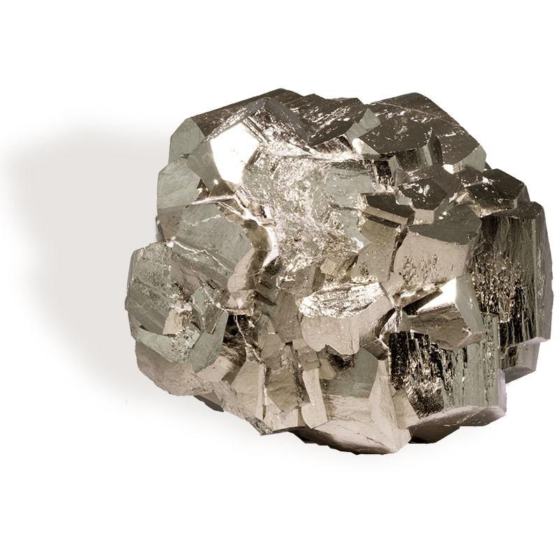 Pyrite,  groupe cristaux, 353g