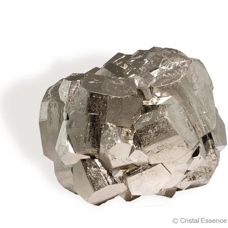 Pyrite,  groupe cristaux, 406 g