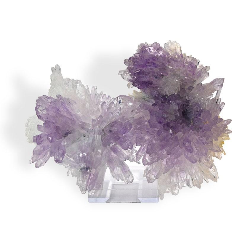 Améthyste Fleur, grande, 188 g