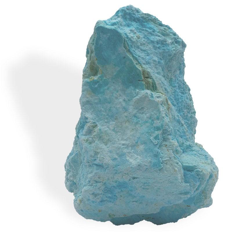 Turquoise naturelle du Chili, brut