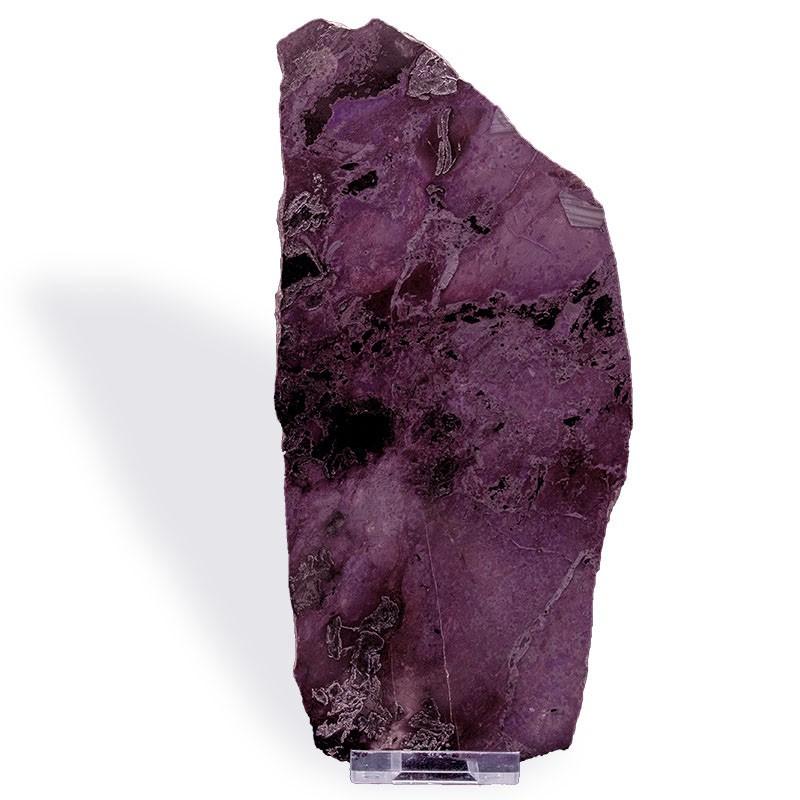 Sugilite, très grande plaque, 213 g