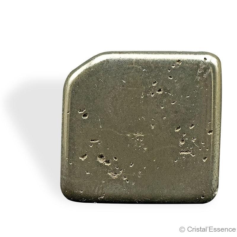 Pyrite, plaque