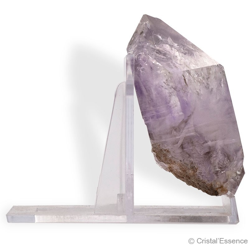 Améthyste de Namibie, cristal 74 g