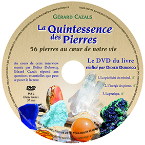DVD la quintessences des pierres
