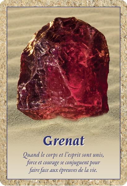 Carte Grenat