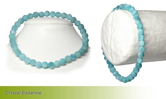 Larimar, bracelet