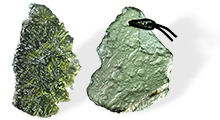 La Moldavite