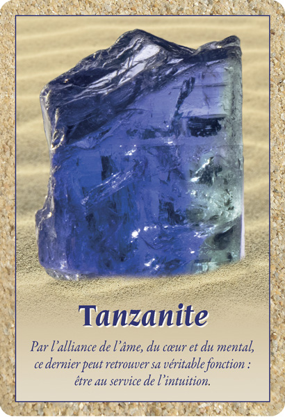 Carte Tanzanite