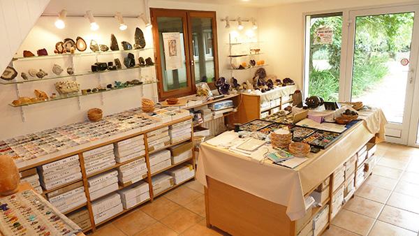 Notre showroom