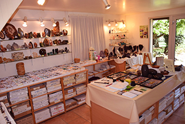 La showroom à Vallesvilles
